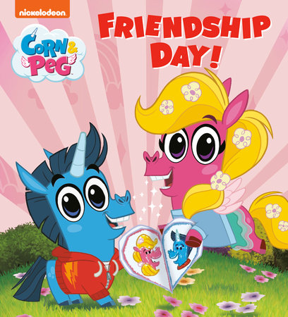 Friendship Day! (Corn & Peg)