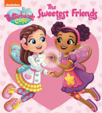 Book cover for The Sweetest Friends (Butterbean\'s Cafe)