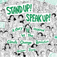 Book cover for Stand Up! Speak Up!