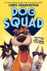 Book cover for Dog Squad