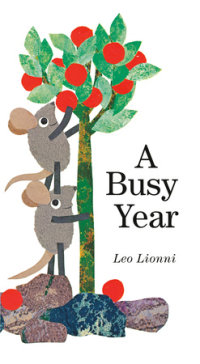 Book cover for A Busy Year