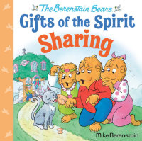 Book cover for Sharing (Berenstain Bears Gifts of the Spirit)