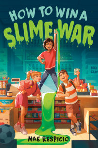 Book cover for How to Win a Slime War