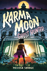 Book cover for Karma Moon--Ghost Hunter