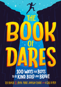 Book cover for The Book of Dares