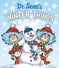 Book cover for Dr. Seuss\'s Winter Things
