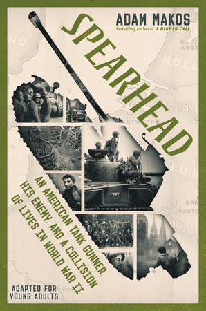 Spearhead (Adapted for Young Adults)