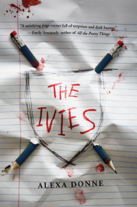 Cover of The Ivies cover