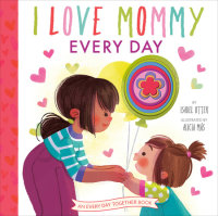 Cover of I Love Mommy Every Day cover