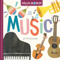 Cover of Hello, World! Music