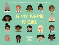 Book cover for G My Name Is Girl