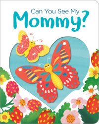 Book cover for Can You See My Mommy?