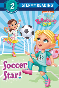 Cover of Soccer Star! (Butterbean\'s Cafe) cover