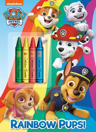 Rainbow Pups! (PAW Patrol)