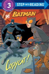 Cover of Copycat! (DC Super Heroes: Batman)