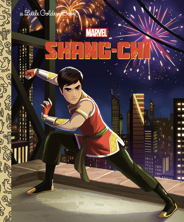 Shang-Chi Little Golden Book (Marvel)