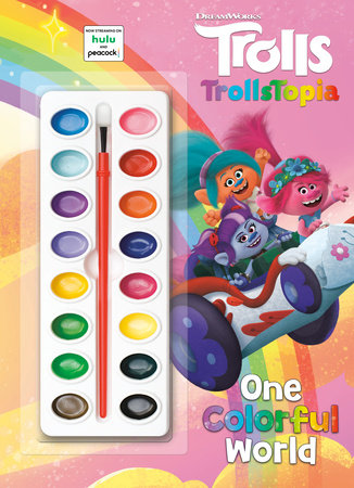 One Colorful World (DreamWorks Trolls)