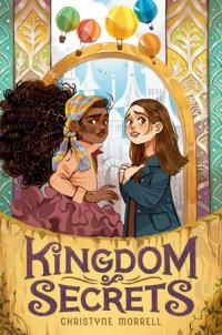 Book cover for Kingdom of Secrets