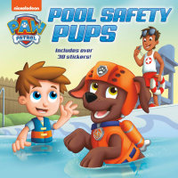 Book cover for Pool Safety Pups (PAW Patrol)