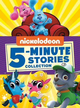 Nickelodeon 5-Minute Stories Collection (Nickelodeon)