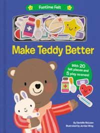 Book cover for Make Teddy Better