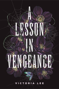 Book cover for A Lesson in Vengeance