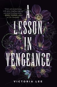 Cover of A Lesson in Vengeance cover