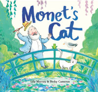 Cover of Monet\'s Cat cover