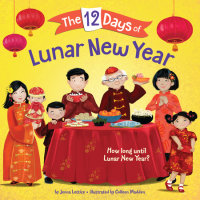 Cover of The 12 Days of Lunar New Year cover