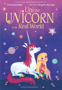 Book cover for Uni the Unicorn in the Real World