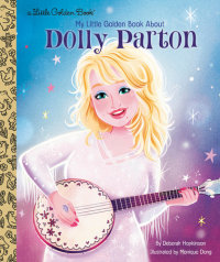 Book cover for My Little Golden Book About Dolly Parton