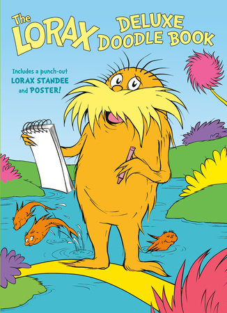 The Lorax Deluxe Doodle Book