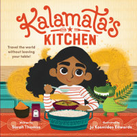 Cover of Kalamata\'s Kitchen cover