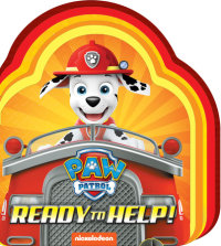 Book cover for Ready to Help! (PAW Patrol)