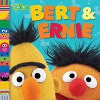 Book cover for Bert & Ernie (Sesame Street Friends)