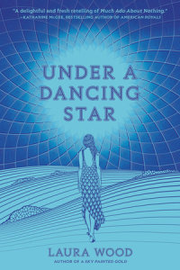Book cover for Under a Dancing Star