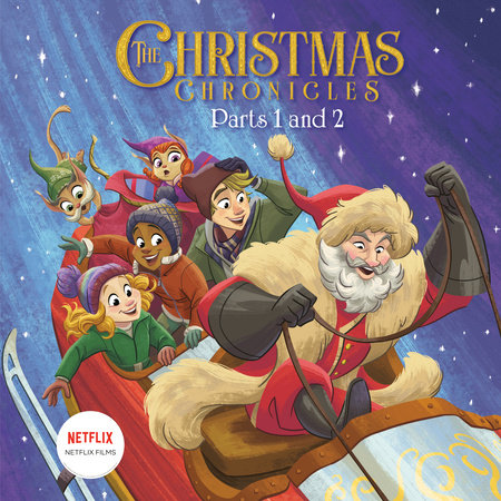 The Christmas Chronicles: Parts 1 and 2 (Netflix)