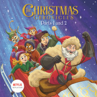 Cover of The Christmas Chronicles: Parts 1 and 2 (Netflix)