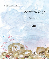 Cover of Swimmy cover