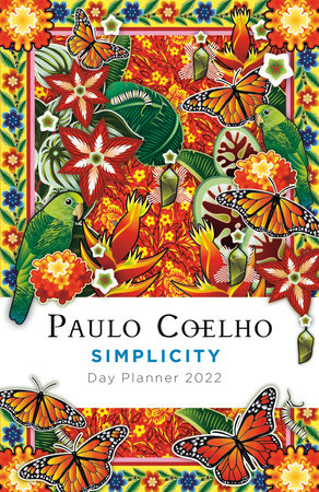 Simplicity; Day Planner 2022
