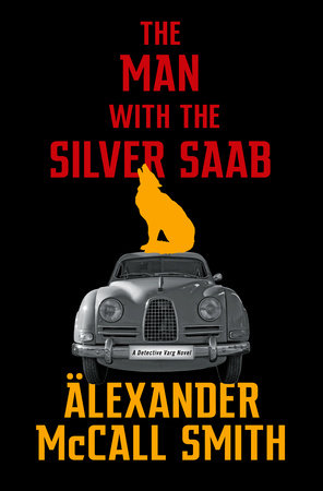 Cover image for The Man with the Silver Saab