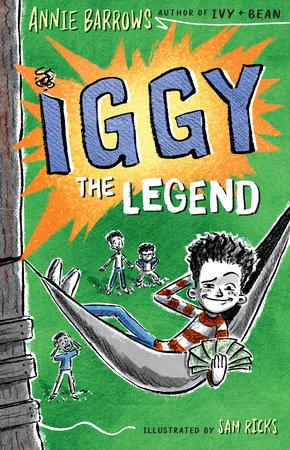 Iggy The Legend