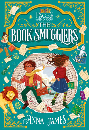Pages & Co.: The Book Smugglers