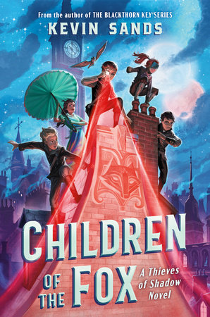 Cover image for Children of the Fox