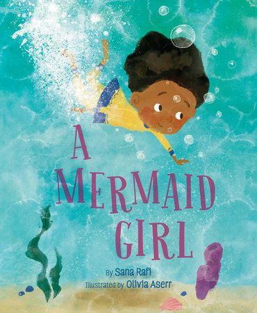 A Mermaid Girl