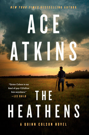 Cover image for The Heathens