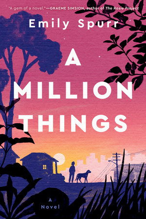 Cover image for A Million Things