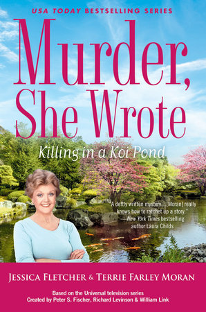 Cover image for Murder, She Wrote: Killing in a Koi Pond