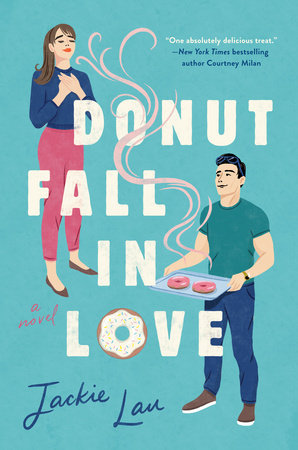 Donut Fall in Love