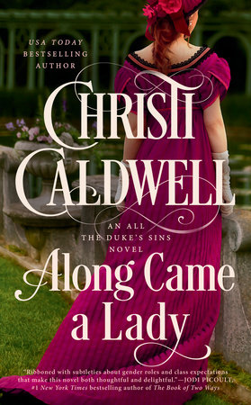 Cover image for Along Came a Lady